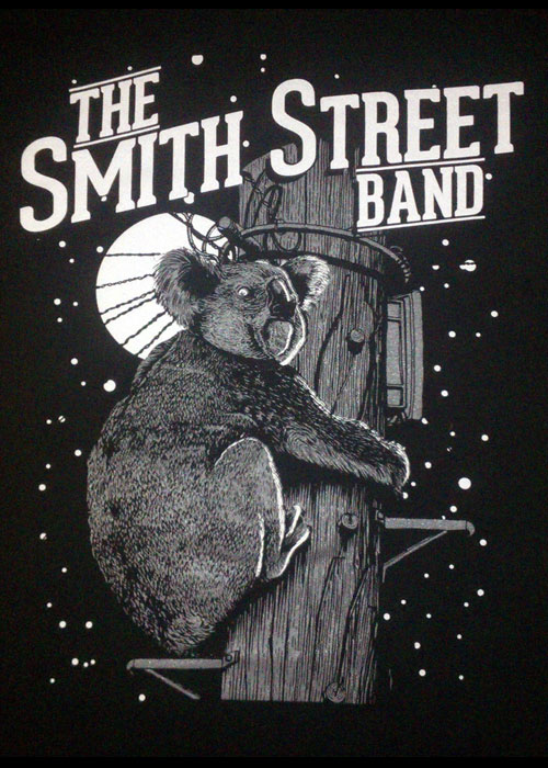 Smith Street Band Smith Street Band Laura Stevenson Lost & Wild